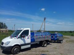 Асенізаторні машини — обслуговування та ремонт автоцистерн
