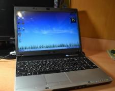 Best offer! Dual core laptop MSI VR610 (as new)