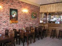 CAFE AT ZAKREVSKOE FOR HOLIDAYS