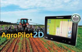 Exchange your outdated AgroPilot 1 Hz to the new light bar 10 G