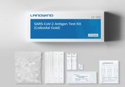 Express test for antigen and antibodies