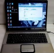 Gaming laptop HP Pavillion DV6700 (in good condition)