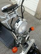 Harley-Davidson Fat Boy На продаж Електричний моторолер citycoco 3000W двигун з акумулятором 20ah