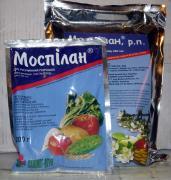 моспілан інсектицид для саду та городу