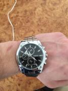 Мужские стильные стальные часы Fotina MiH 8059