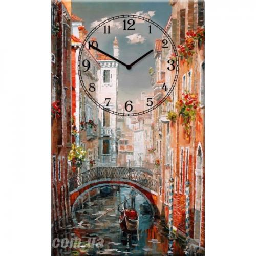 Настенные часы на холсте 30х50 см с нашим или Вашим фото (настенные, часы, холст, 30х50, см, любое, фото, часы-карина) в Мелитоп