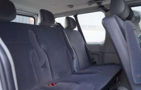 Pilgrimage tours by minibus 8 seats