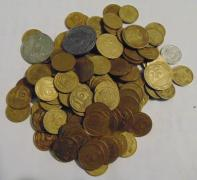 Sell 142 coins in one lot coins of Ukraine