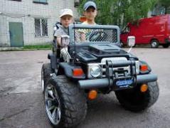 Сервіс-Центр (Київ) - ремонт дитячих електромобілів