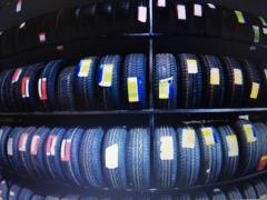 Tires and wheels on any car (new/used)