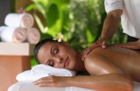 Відновлення життєвих сил. Цілющий масаж
