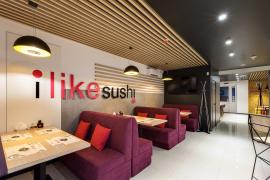 We offer a turnkey business, Franchise iLikeSushi