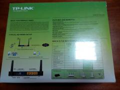 Wireless router TP-Link TL-WR1042ND